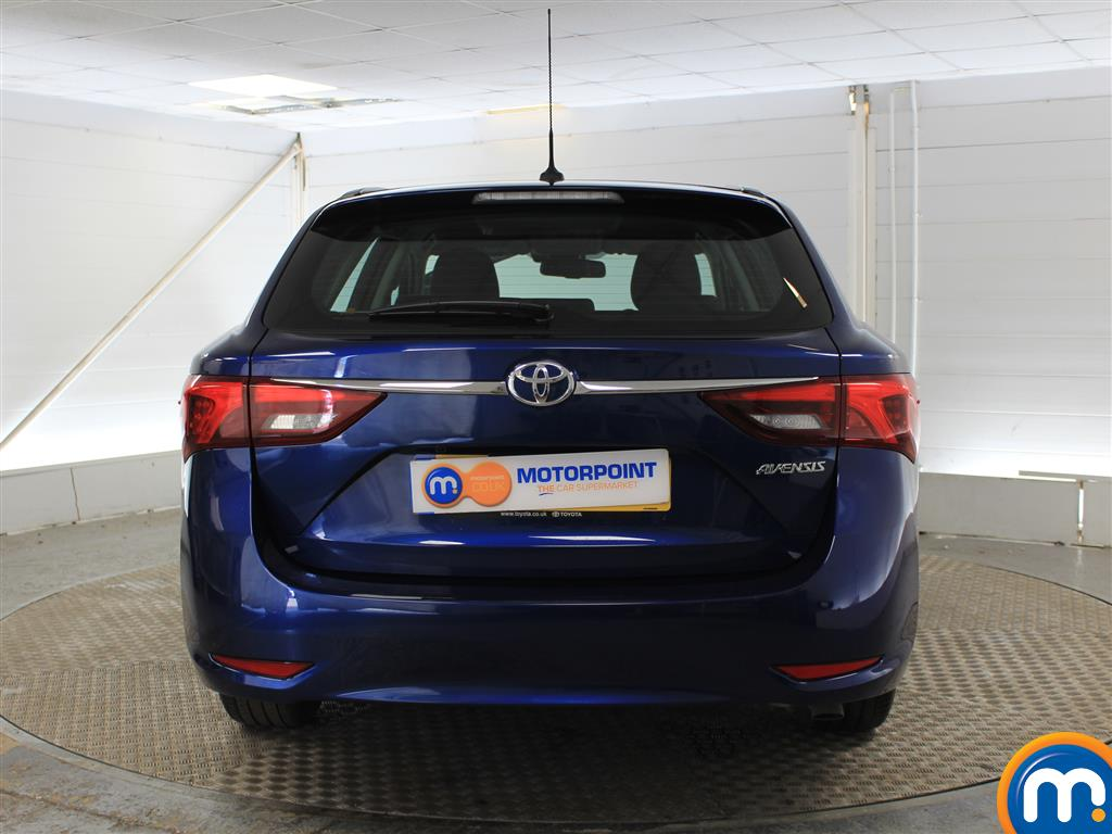 Toyota Avensis Business Edition Manual Diesel Estate - Stock Number (996265) - Rear bumper