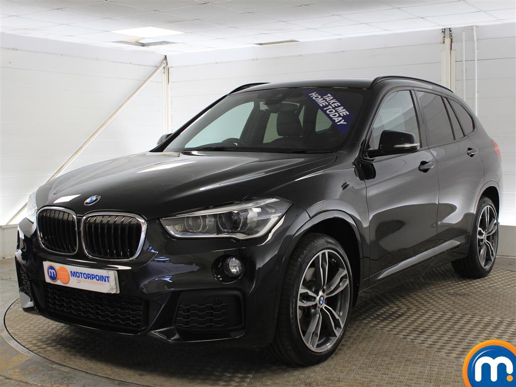 BMW X1 M Sport - Stock Number (993324) - Passenger side front corner