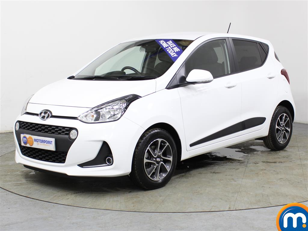 Hyundai I10 Premium - Stock Number (996760) - Passenger side front corner