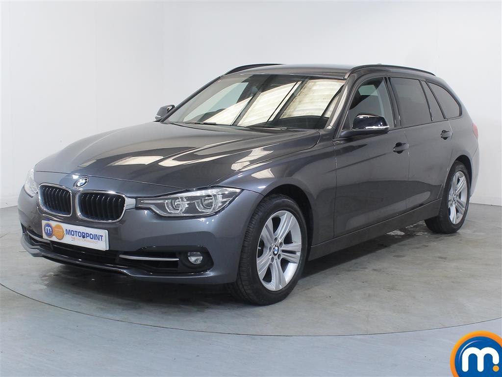 BMW 3 Series Sport - Stock Number (998319) - Passenger side front corner