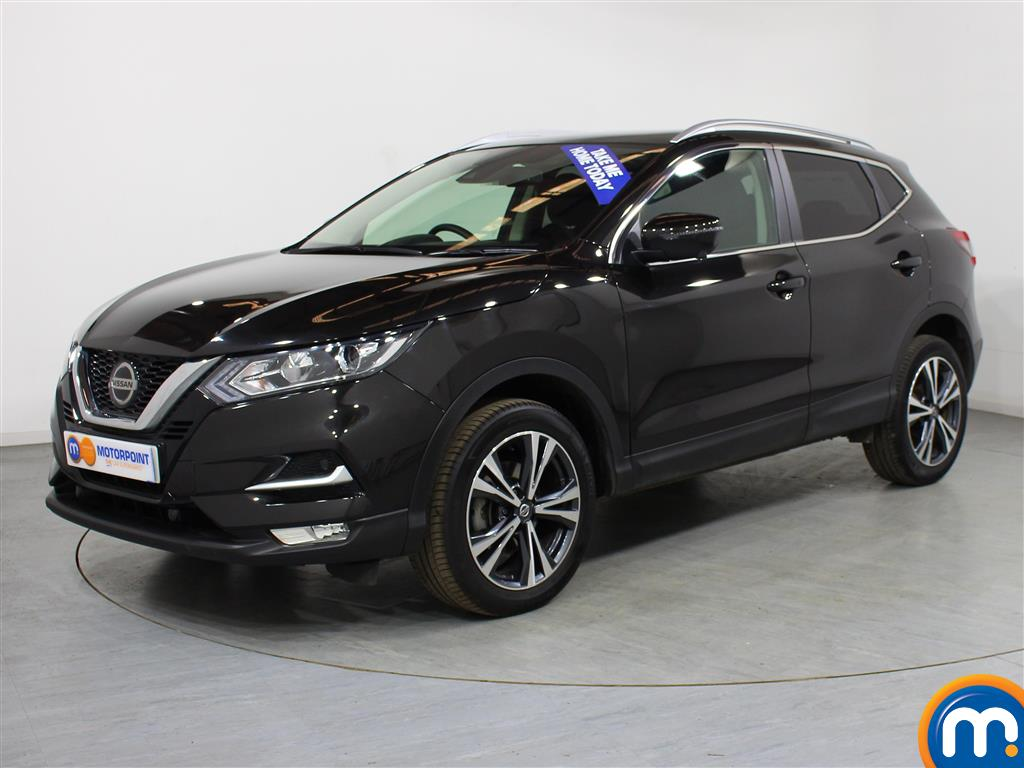 Nissan Qashqai N-Connecta - Stock Number (991701) - Passenger side front corner