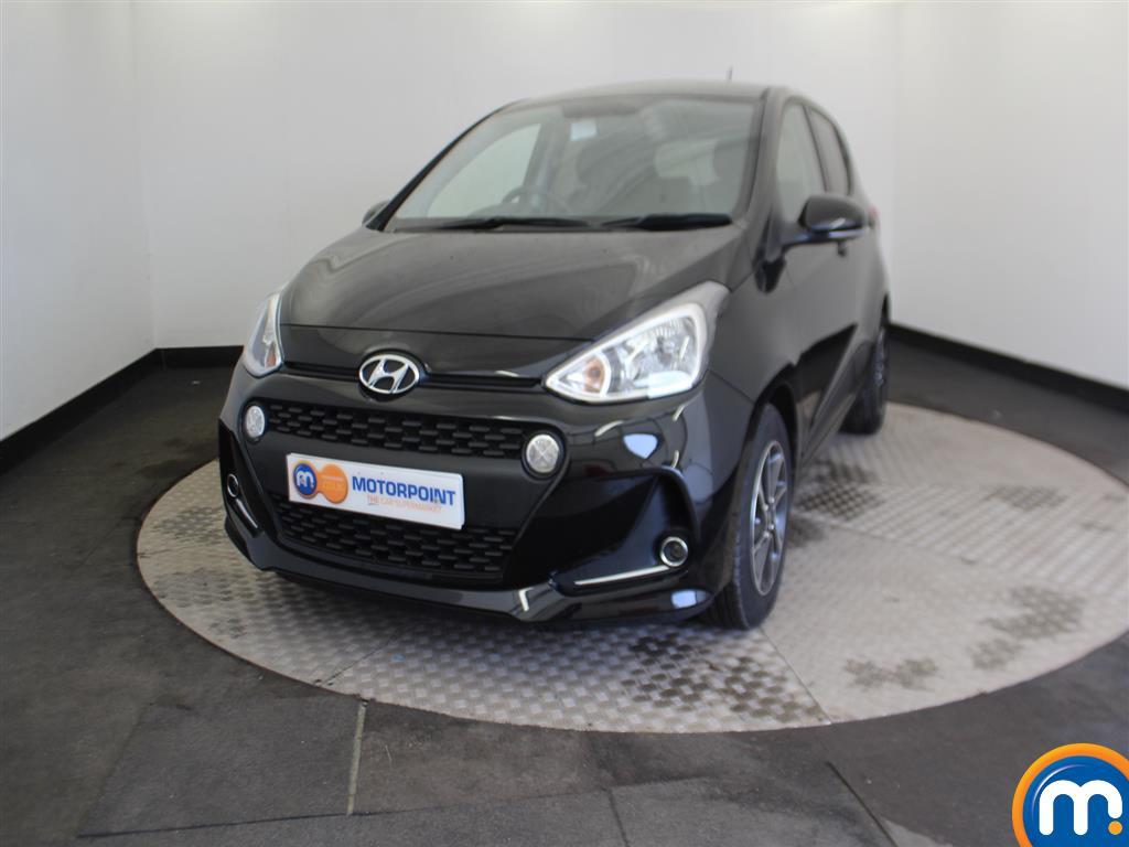 Hyundai I10 Premium - Stock Number (996715) - Passenger side front corner