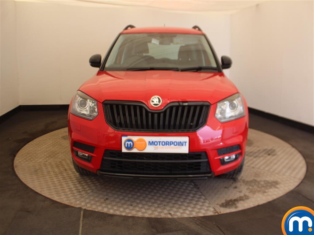Skoda Yeti Monte Carlo Automatic Petrol Estate - Stock Number (997067) - Front bumper