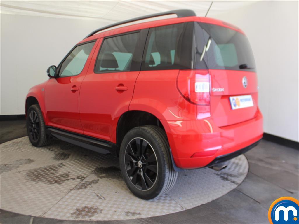 Skoda Yeti Monte Carlo Automatic Petrol Estate - Stock Number (997067) - Passenger side rear corner