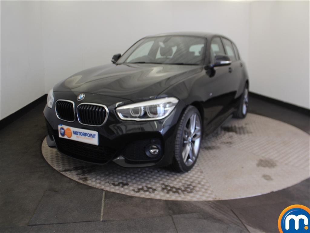 BMW 1 Series M Sport - Stock Number (997321) - Passenger side front corner