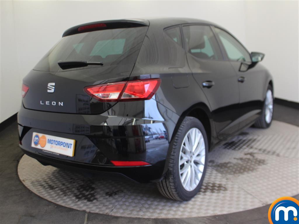 Seat Leon Se Dynamic Manual Petrol Hatchback - Stock Number (997332) - Drivers side rear corner