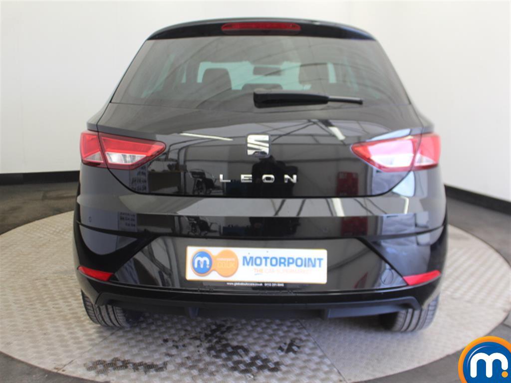 Seat Leon Se Dynamic Manual Petrol Hatchback - Stock Number (997332) - Rear bumper