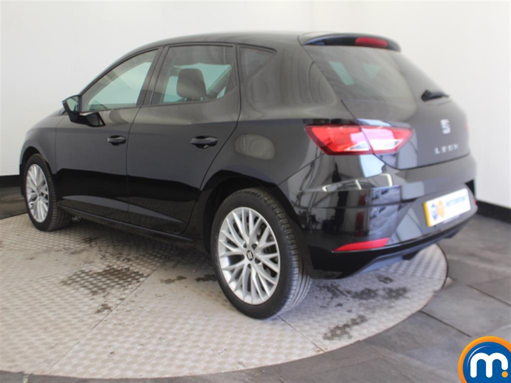 Seat Leon Se Dynamic Manual Petrol Hatchback - Stock Number (997332) - Passenger side rear corner