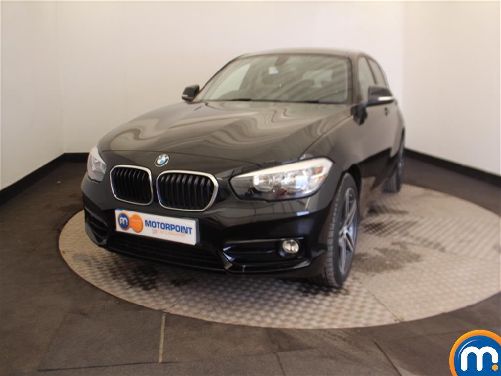 BMW 1 Series Sport - Stock Number (994688) - Passenger side front corner