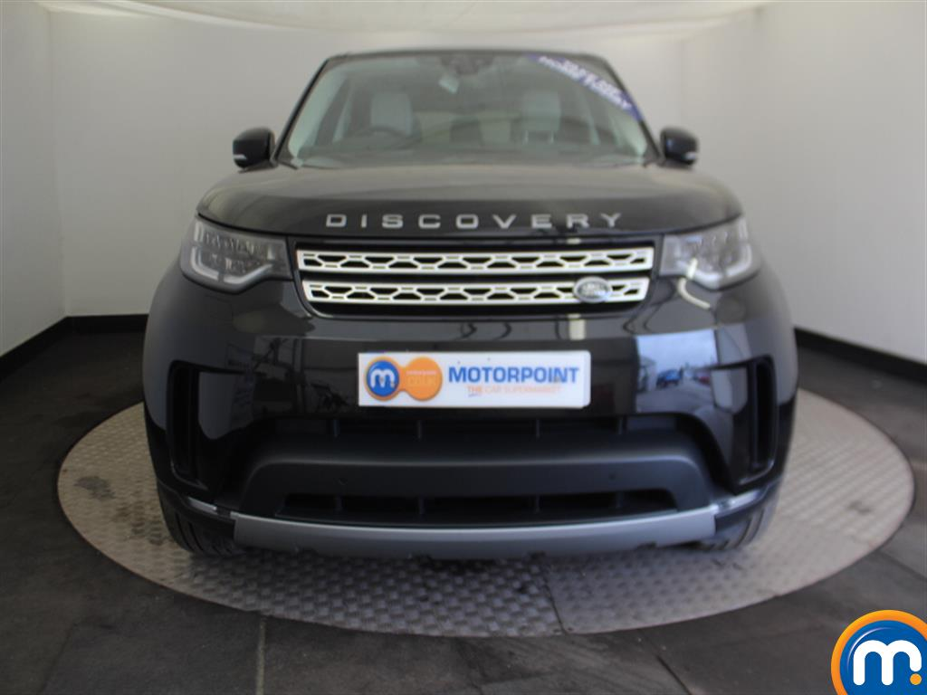 Land Rover Discovery HSE Automatic Diesel 4X4 - Stock Number (993403) - Front bumper