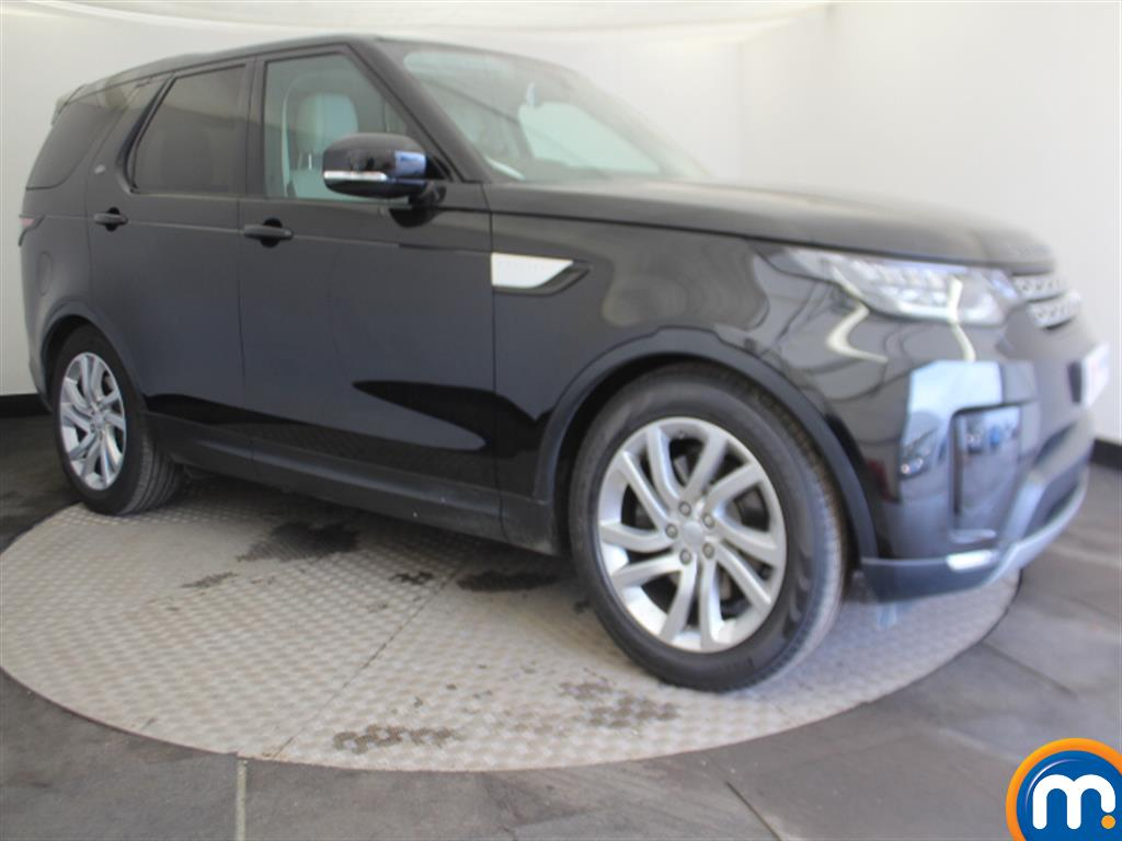 Land Rover Discovery HSE Automatic Diesel 4X4 - Stock Number (993403) - Drivers side front corner