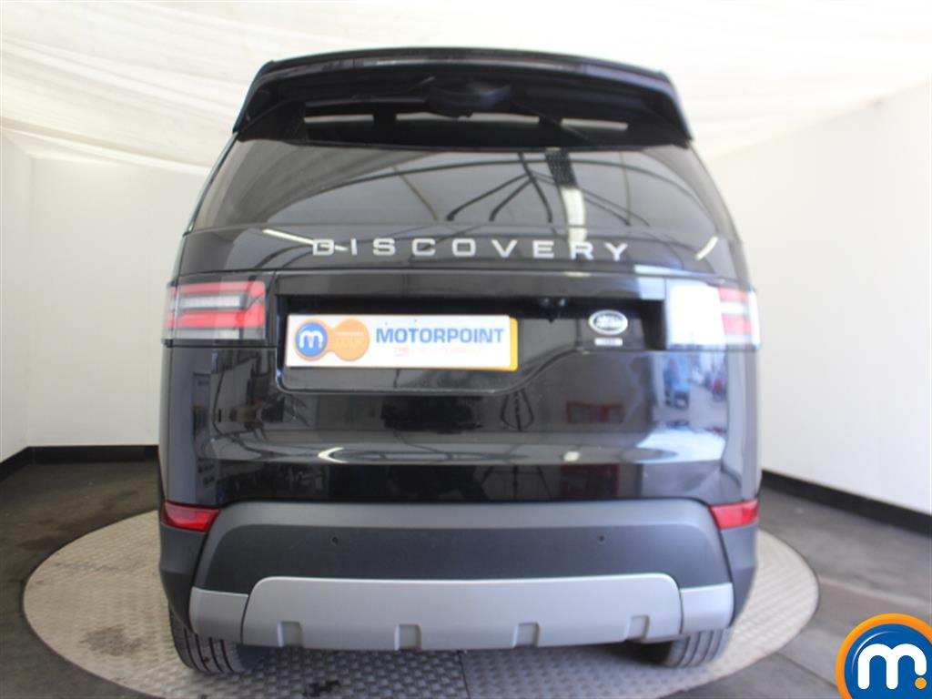 Land Rover Discovery HSE Automatic Diesel 4X4 - Stock Number (993403) - Rear bumper