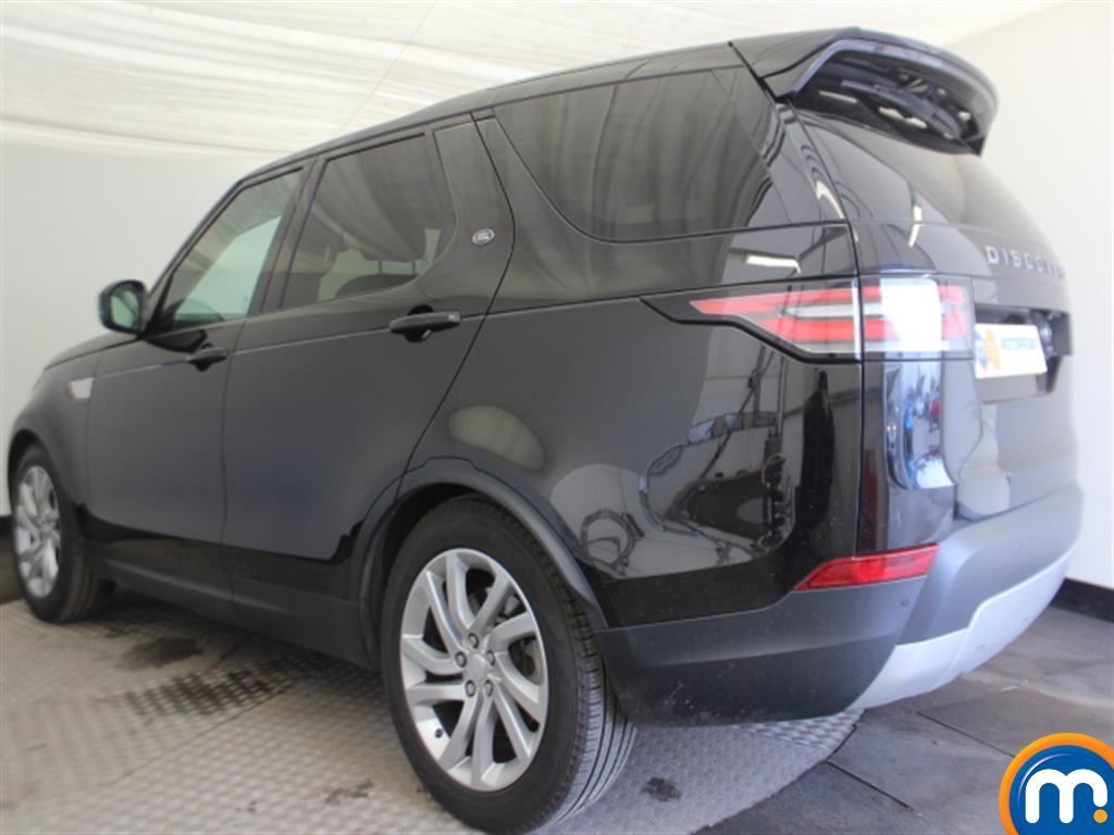 Land Rover Discovery HSE Automatic Diesel 4X4 - Stock Number (993403) - Passenger side rear corner
