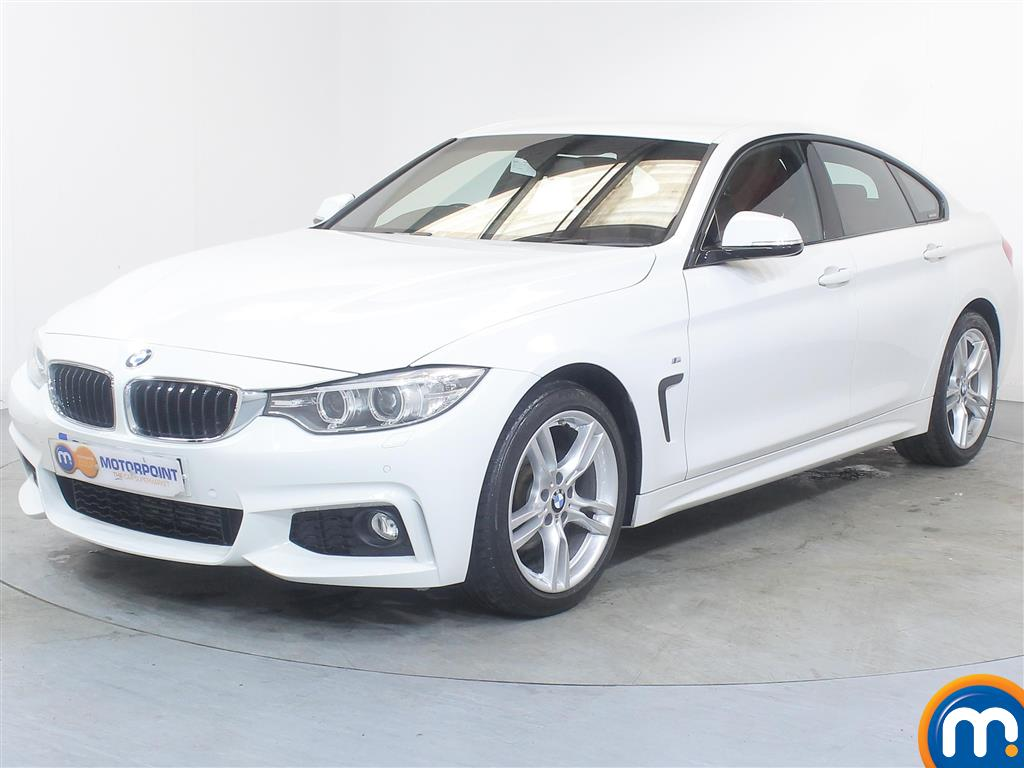 BMW 4 Series M Sport - Stock Number (985609) - Passenger side front corner