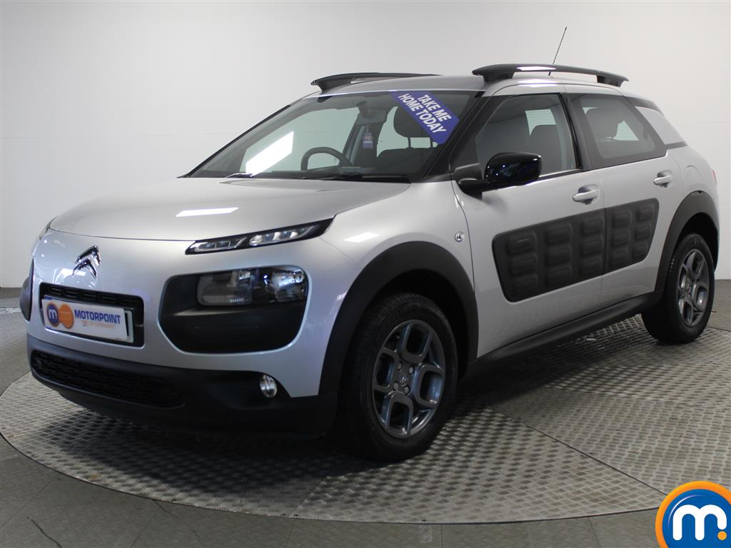 Citroen C4 Cactus Feel - Stock Number (998406) - Passenger side front corner