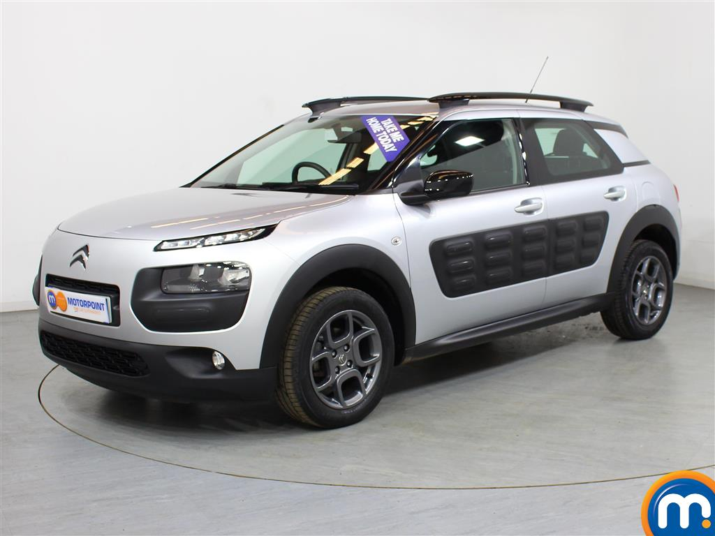 Citroen C4 Cactus Feel - Stock Number (997308) - Passenger side front corner