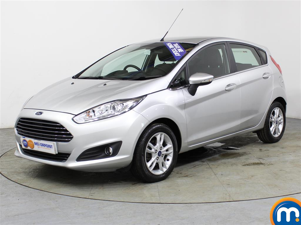 Ford Fiesta Zetec - Stock Number (970897) - Passenger side front corner