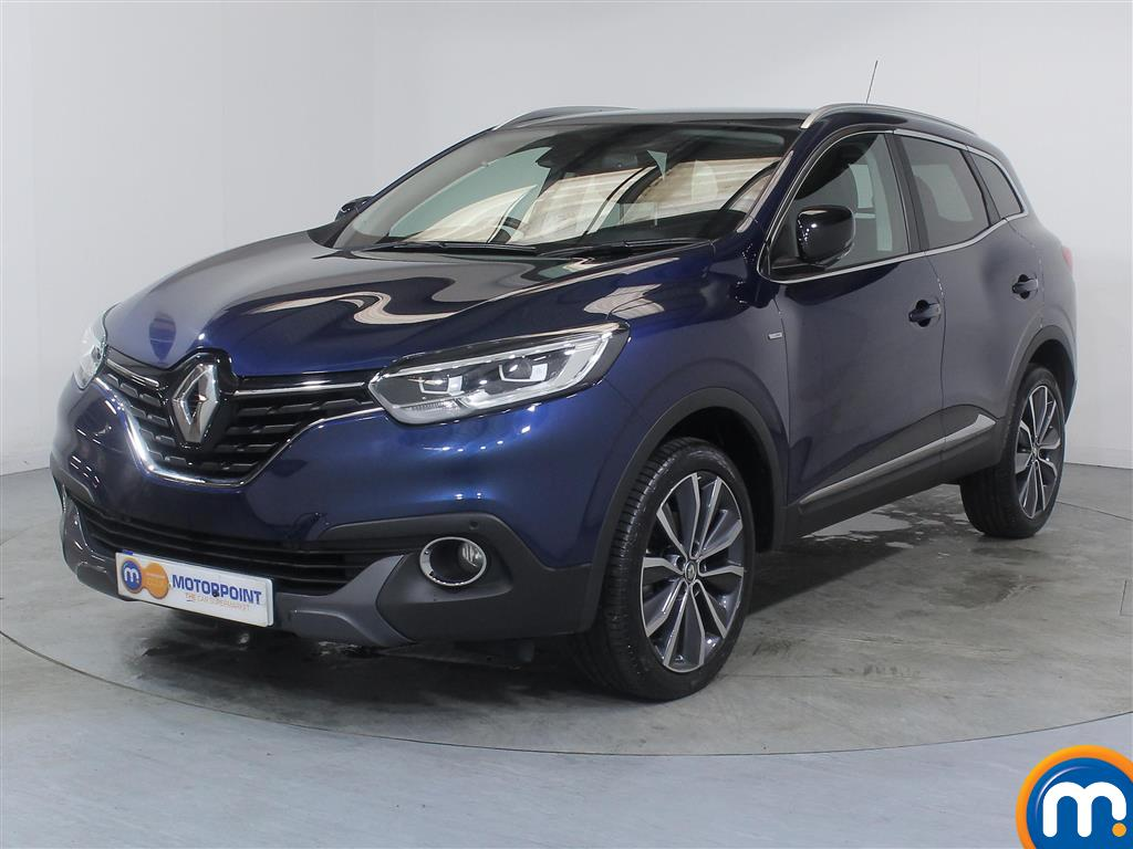 Renault Kadjar Signature Nav - Stock Number (994144) - Passenger side front corner