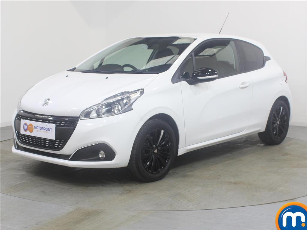 Peugeot 208 Black Edition - Stock Number (986615) - Passenger side front corner