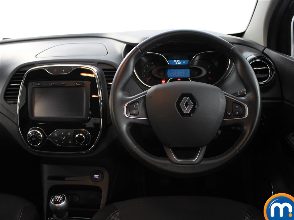 Renault Captur Dynamique Nav Manual Diesel Hatchback - Stock Number (995409) - 3rd supplementary image