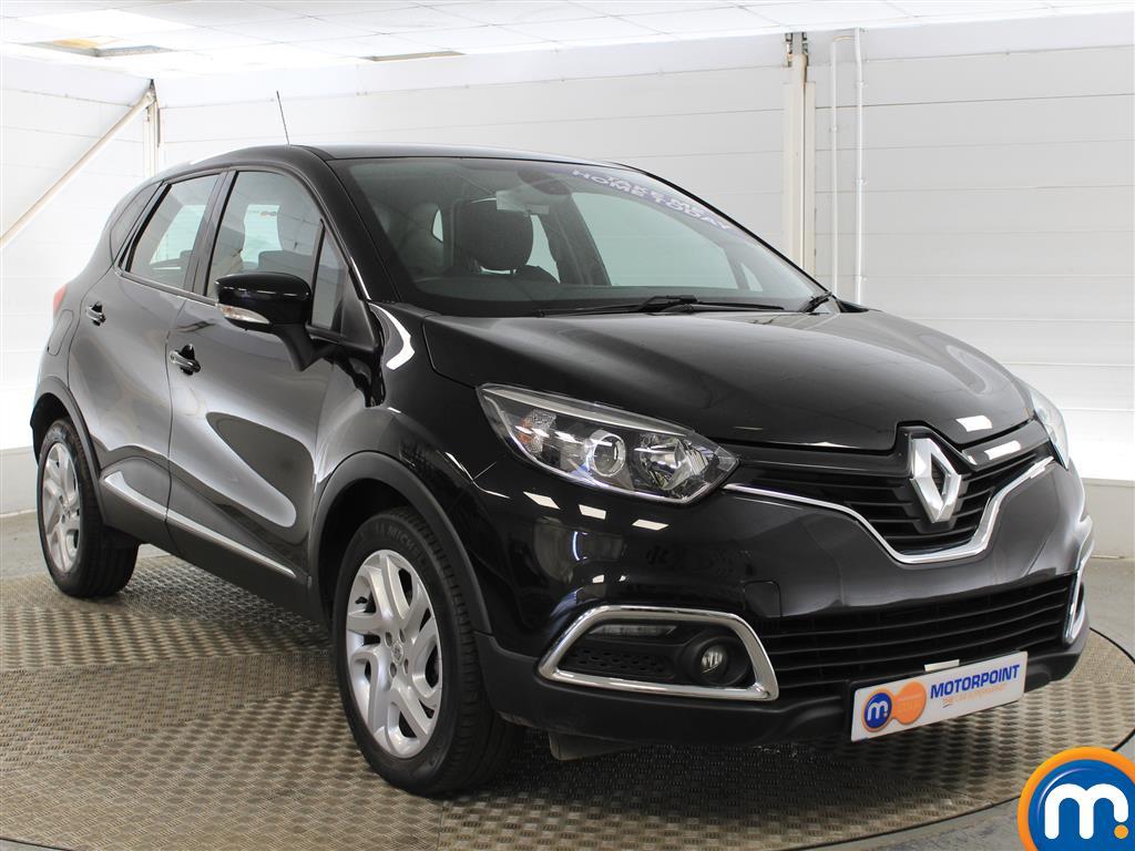 Renault Captur Dynamique Nav Manual Diesel Hatchback - Stock Number (995409) - Drivers side front corner