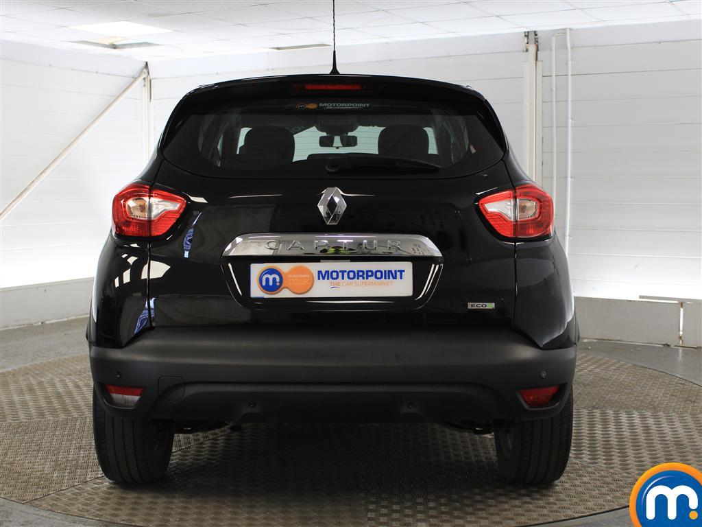 Renault Captur Dynamique Nav Manual Diesel Hatchback - Stock Number (995409) - Rear bumper