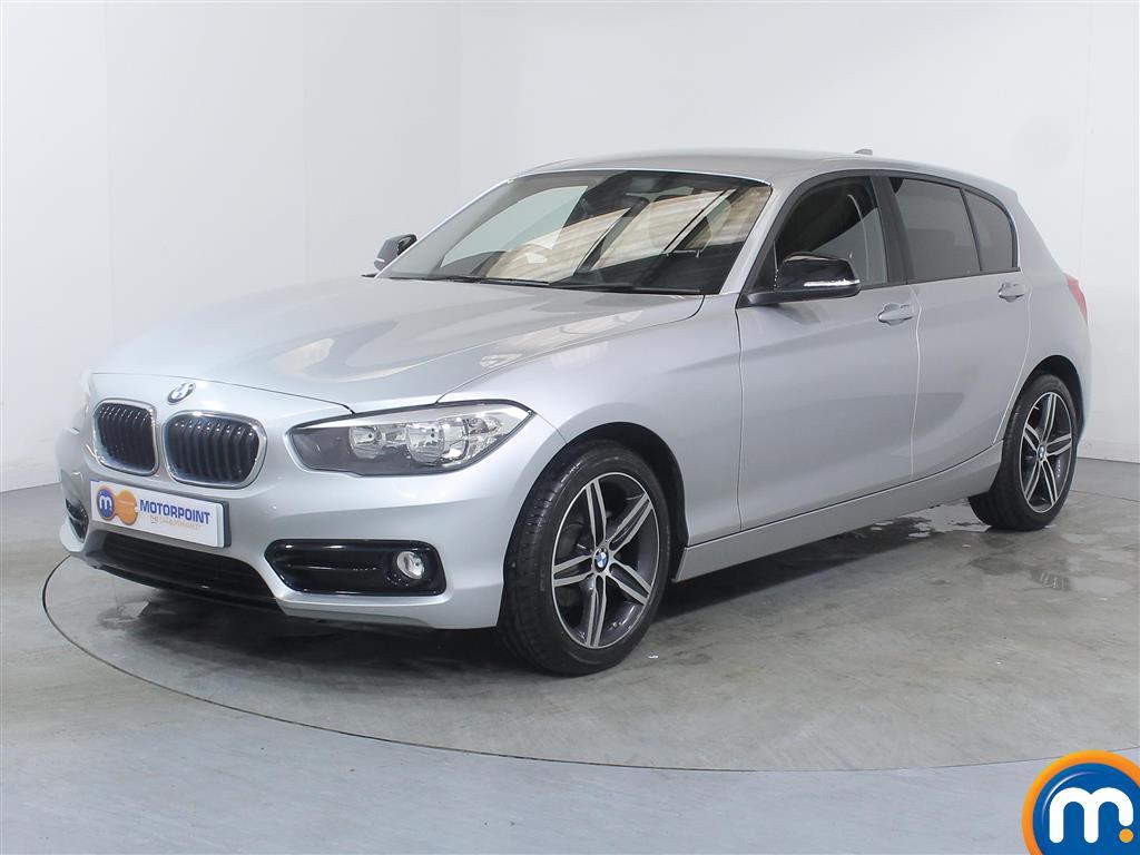 BMW 1 Series Sport - Stock Number (998217) - Passenger side front corner