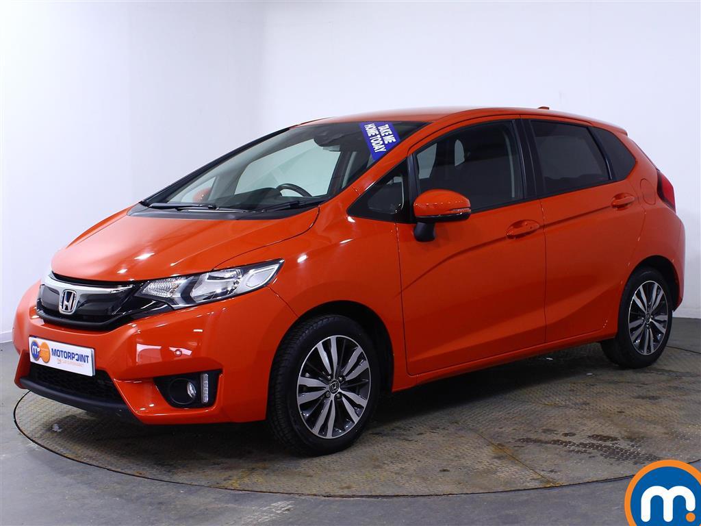 Honda Jazz EX - Stock Number (997523) - Passenger side front corner