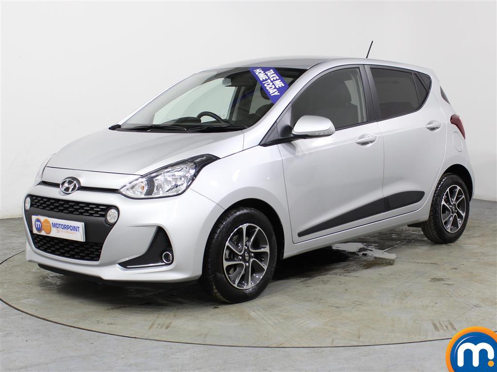 Hyundai I10 Premium - Stock Number (996820) - Passenger side front corner