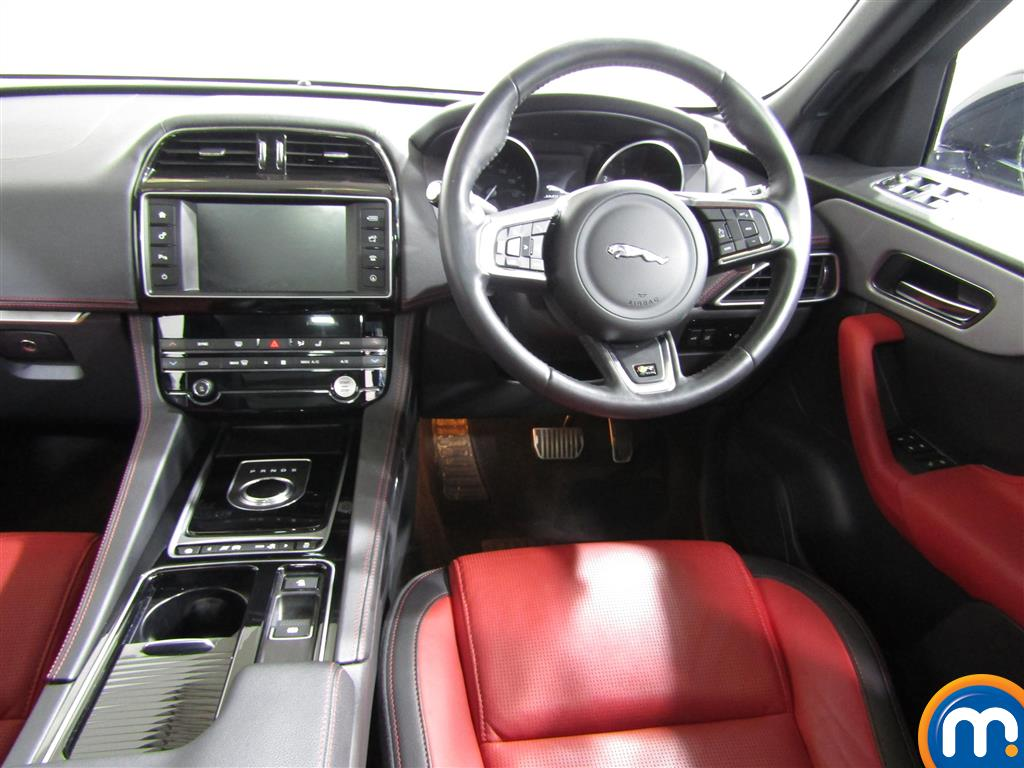 Jaguar F-Pace R-Sport Automatic Diesel Estate - Stock Number (997244) - 3rd supplementary image
