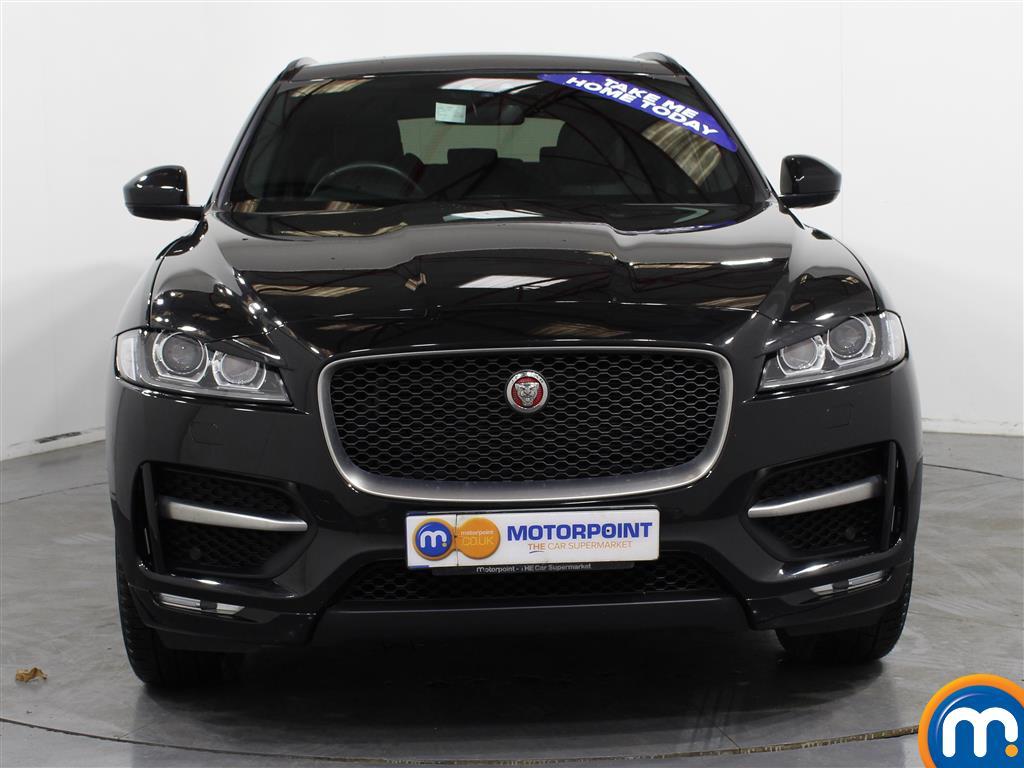 Jaguar F-Pace R-Sport Automatic Diesel Estate - Stock Number (997244) - Front bumper