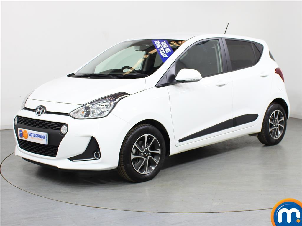 Hyundai I10 Premium - Stock Number (996779) - Passenger side front corner