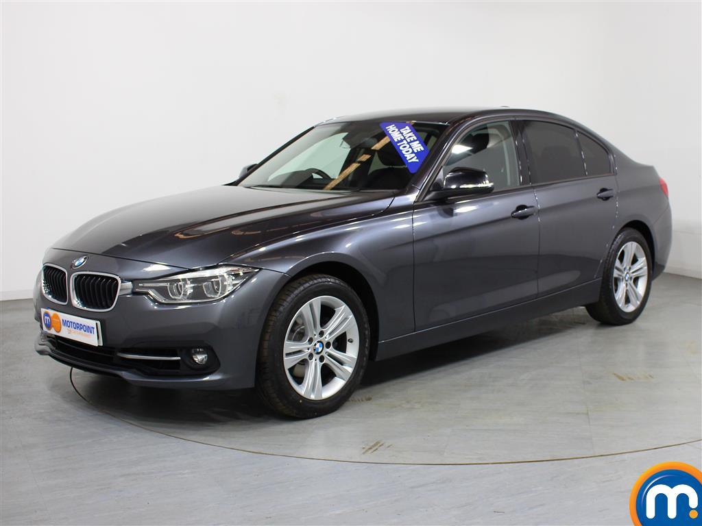 BMW 3 Series Sport - Stock Number (998879) - Passenger side front corner