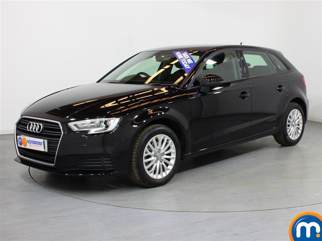 Audi A3 SE Technik - Stock Number (994579) - Passenger side front corner