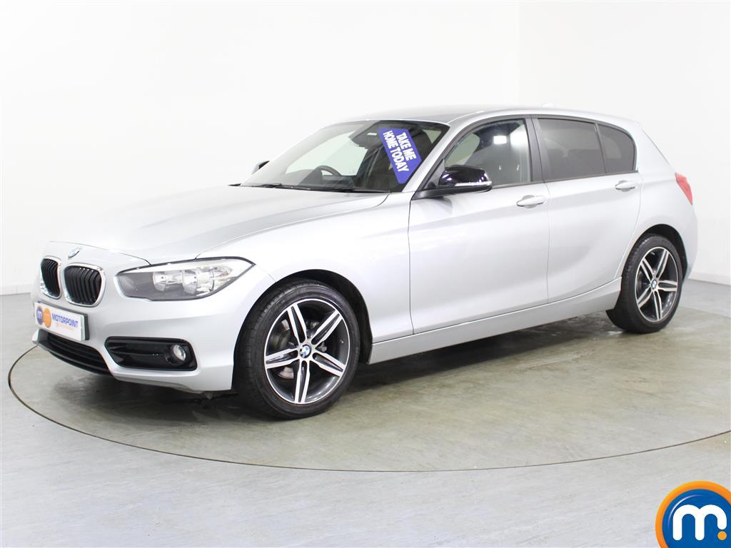 BMW 1 Series Sport - Stock Number (982894) - Passenger side front corner