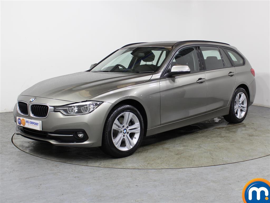 BMW 3 Series Sport - Stock Number (999115) - Passenger side front corner