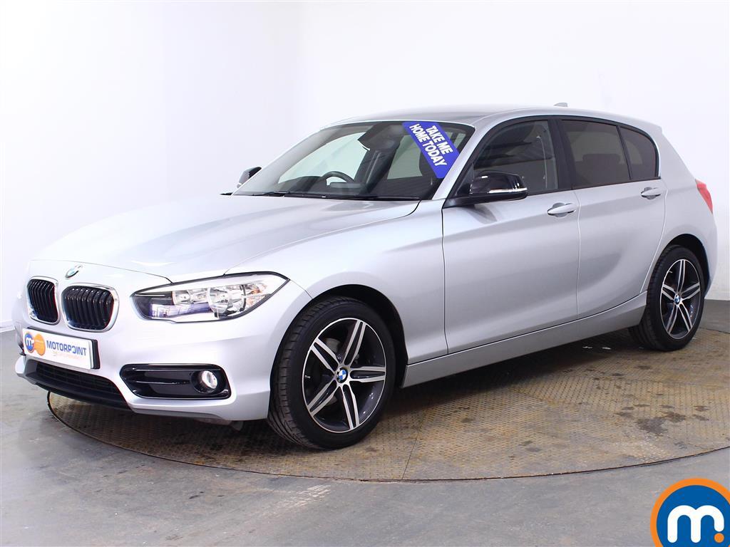 BMW 1 Series Sport - Stock Number (998223) - Passenger side front corner