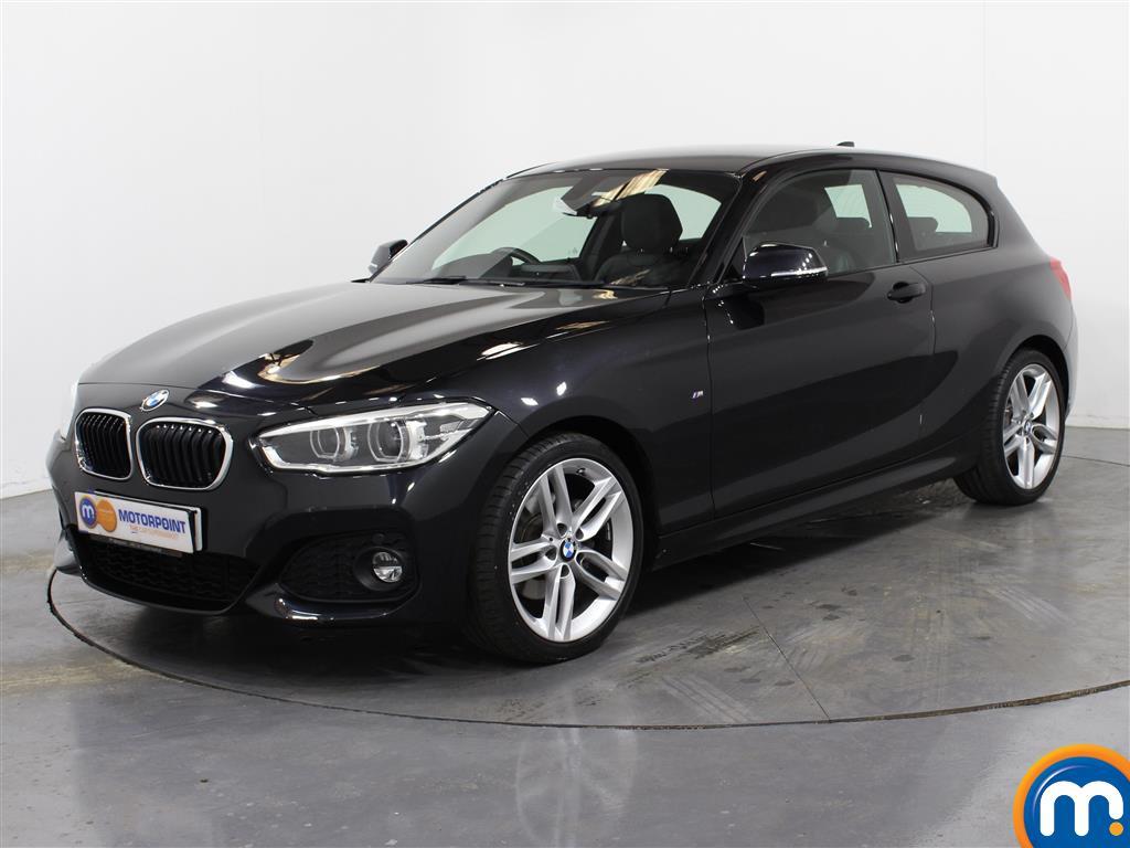BMW 1 Series M Sport - Stock Number (994327) - Passenger side front corner