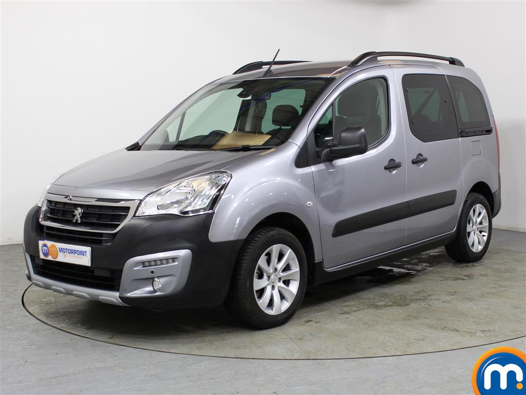 Peugeot Partner Tepee Outdoor - Stock Number (999673) - Passenger side front corner