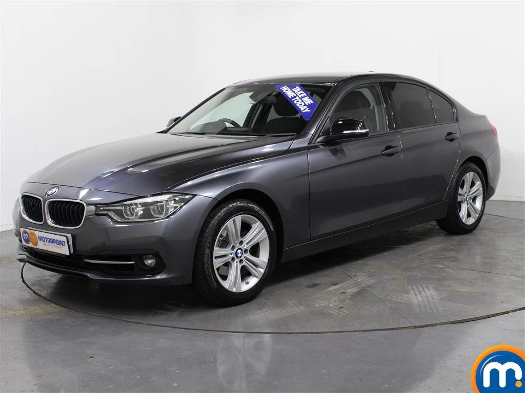 BMW 3 Series Sport - Stock Number (998847) - Passenger side front corner