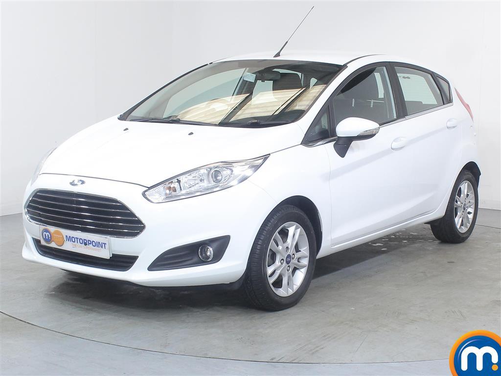 Ford Fiesta Zetec - Stock Number (988430) - Passenger side front corner