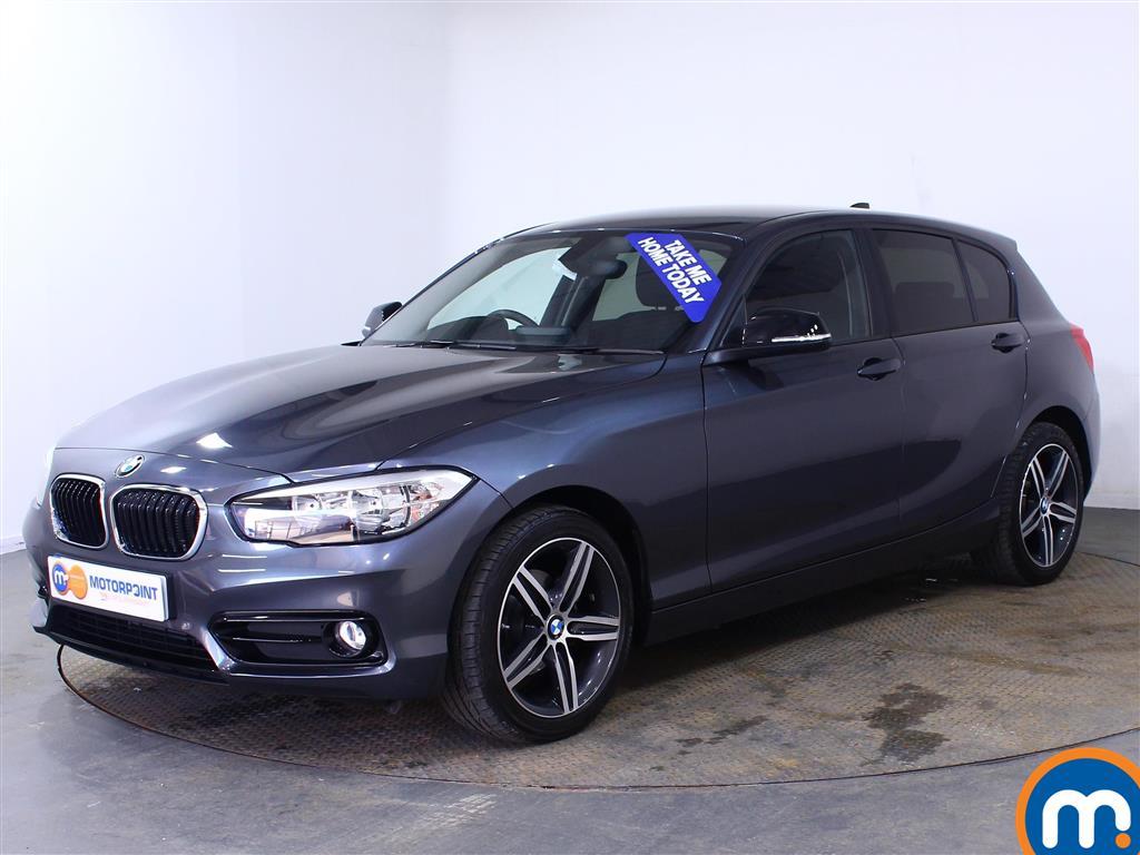 BMW 1 Series Sport - Stock Number (994690) - Passenger side front corner