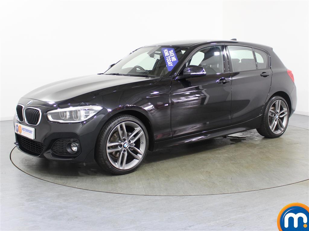 BMW 1 Series M Sport - Stock Number (987625) - Passenger side front corner