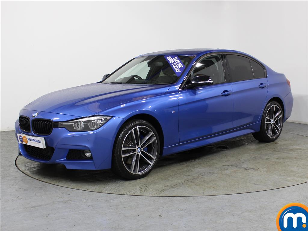 BMW 3 Series M Sport Shadow Edition - Stock Number (957959) - Passenger side front corner
