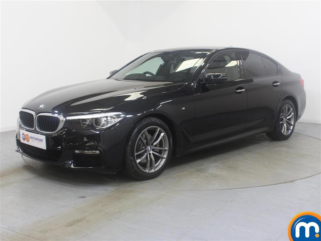 BMW 5 Series M Sport - Stock Number (995978) - Passenger side front corner