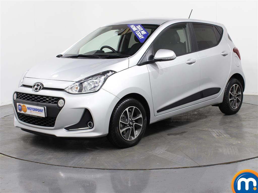 Hyundai I10 Premium - Stock Number (996827) - Passenger side front corner