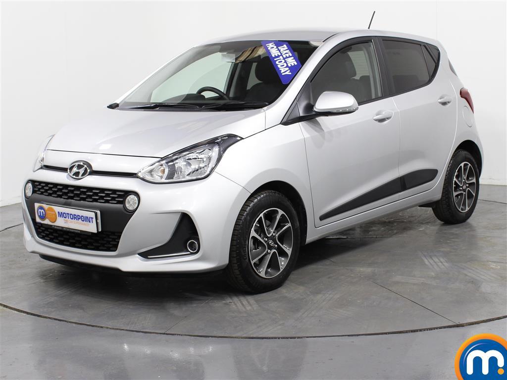 Hyundai I10 Premium - Stock Number (996824) - Passenger side front corner