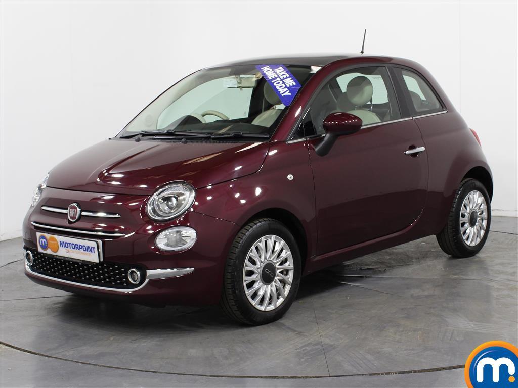 Fiat 500 Lounge - Stock Number (1000049) - Passenger side front corner