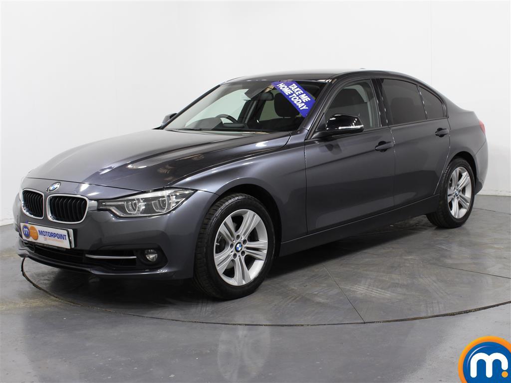 BMW 3 Series Sport - Stock Number (998849) - Passenger side front corner