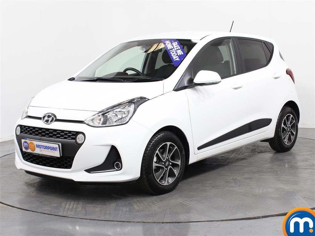 Hyundai I10 Premium - Stock Number (996764) - Passenger side front corner